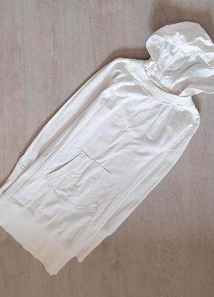 Продается нереально крутое платье толстовка  от only ( есть нюанс)