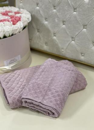 Набор махровых полотенец 😍