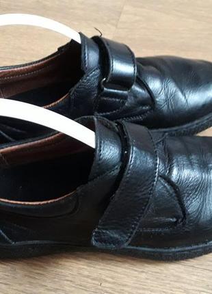 """Туфлі підліткові, шкіряні """"kids"""" 38р."""