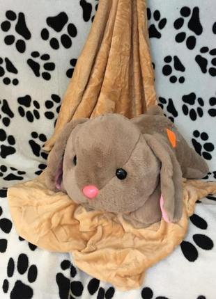 Мягкая игрушка /подушка+плед, в наличие разные игрушкт