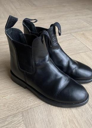 Ботинки для верховой езды 36🐴
