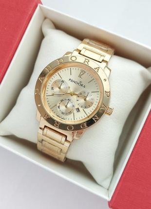 Наручные часы женские в золоте