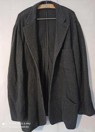Пиджак большой размер кэжуал dkny