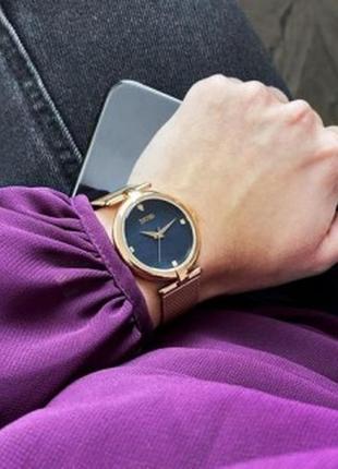 Жіночний наручний годинник skmei  cuprum-black| наручные часы