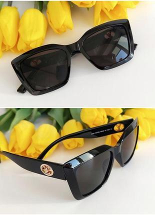 Распродажа! солнцезащитные очки женские в черном цвете