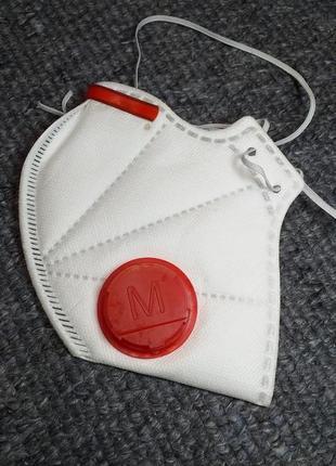 6 штук маска защитная респиратор ffp3