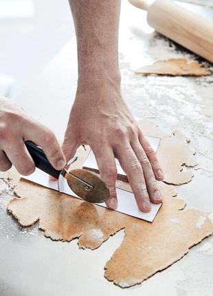 Нож для пицы и теста ikea