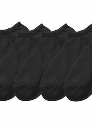 5 пар! короткие тонкие носки livergy германия размеры: 39/42 и 43/46