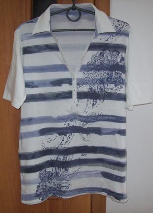 Женская футболка поло brax