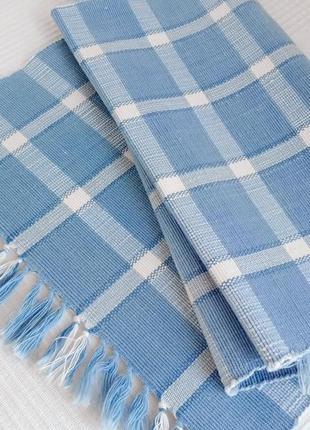 К светлому празднику пасхи 🐣 новая брендовая скатерть дорожка с кисточкам - ikea ® швеция