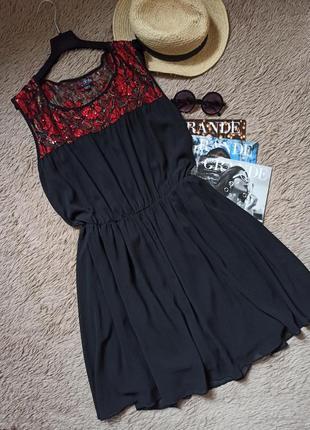 Красивое платье с кружевом/плаття/сукня