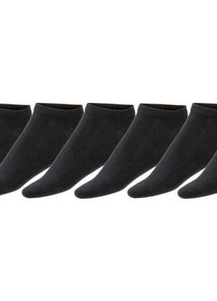7 пар! набор! носки livergy германия  размер: 39/42 хлопок