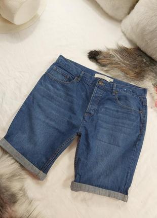 Очень клевые джинсовые мужские шорты