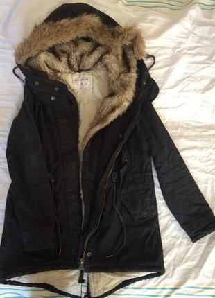 Куртка/парка pull&bear