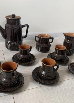 Набір керамічного посуду