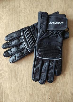 Новые мужские/женские (унисекс) кожаные мотоперчатки buse, xxs