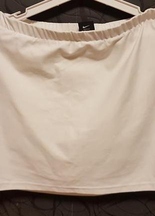 Теннисная юбка шорты nike court