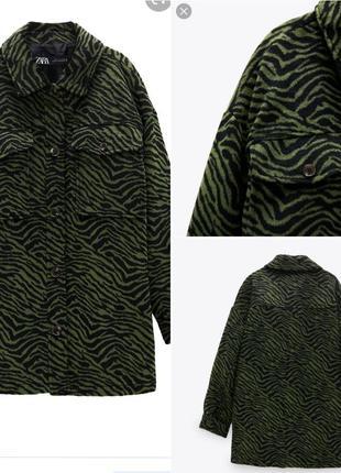 Новая куртка zara рубашка зара пальто жакет