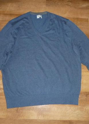 Tcm tchibo тонкий мужской свитер, пуловер , джемпер , р xl