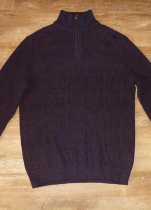 Tcm tchibo стильный вязаный пуловер , джемпер , свитер р l -xl