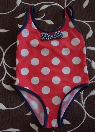 Купальник пляжный для девочки 2 лет, фирмы young dimensions
