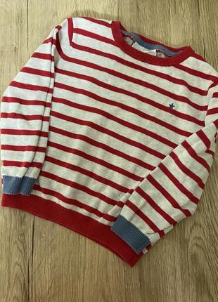 Кофточка свитер реглан 2-3 года на рост до 98 см