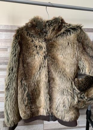 Куртка, шуба, штучна шуба, искуственная шуба, еко шуба