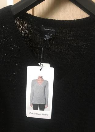 Лёгкий свитер calvin klein