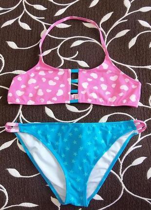 Купальник пляжный для девочки 12-14 лет, фирмы calzedonia