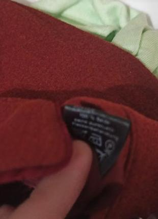 Суперський шерстяний тренч піджак з підкладкою з шовку пальтішко gossl gossard2 фото
