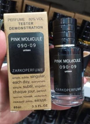 Духи zarkoperfume pink molécule 090.09 60 ml парфюм люкс качество