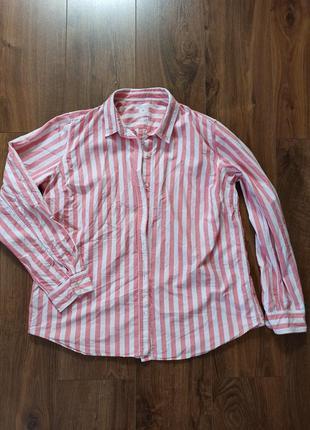 Рубашка в полоску gap
