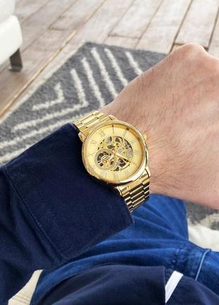 Мужские наручные часы годинник брендовые время
