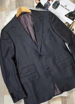 Продам преміум піджак/блейзер-ermenegildo zegna exclusively for flamiti dasmir wool