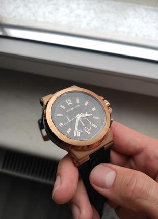 Мужские часы michael kors dylan mk8184