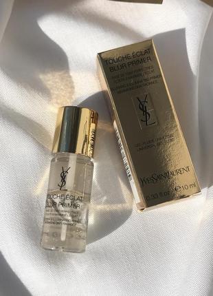 База под макияж yves saint laurent touche eclat blur primer base de teint fluide, 10ml.