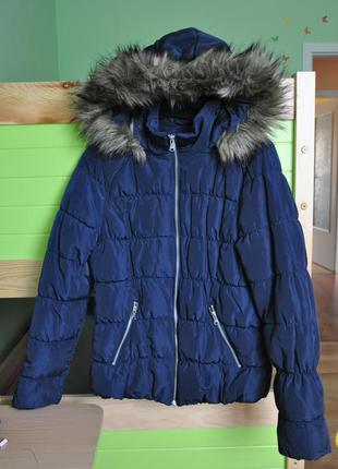Деми куртка h&m