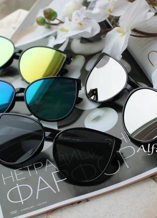 Очки солнезащитные