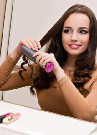 Беспроводной стайлер для завивки волос ramindong hair curler rd-060