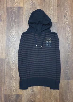 Стильный мужской свитер кофта худи g-star raw