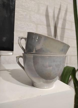 Чашки, чашечки перламутровые