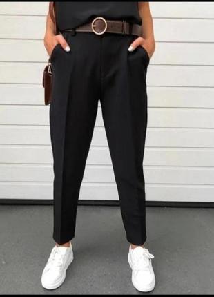 ❤️легкие брюки manor