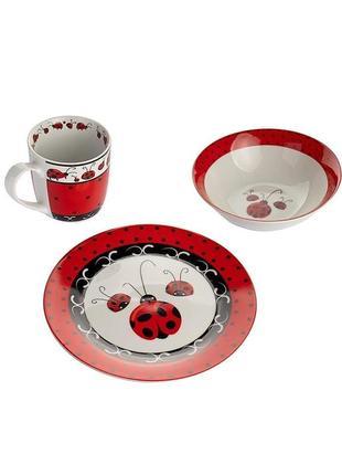 Дитячий набі керамічного посуду