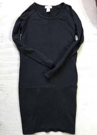 Платье свитшот