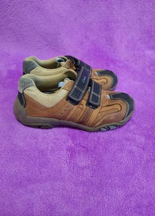 Clarks туфельки на мальчика. размер 28,5-29