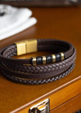 Стильный мужской браслет