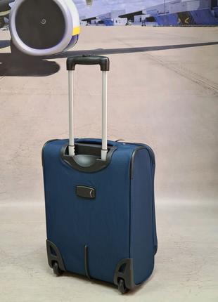 Самий легкий чемодан madisson  france 100% ручная кладь3 фото