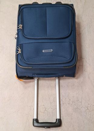 Самий легкий чемодан madisson  france 100% ручная кладь9 фото