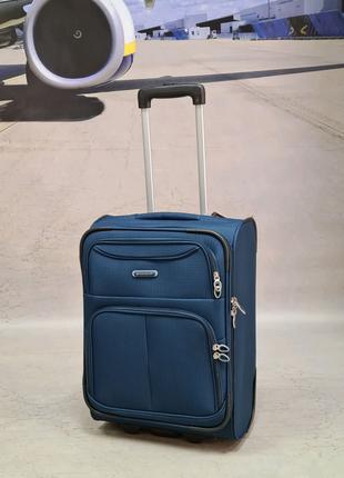 Самий легкий чемодан madisson  france 100% ручная кладь5 фото