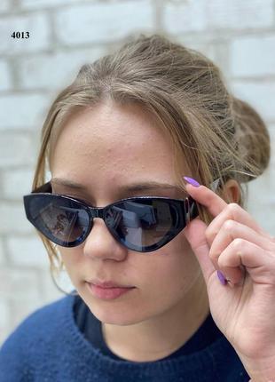 Солнцезащитные очки кошки уф зашита 400